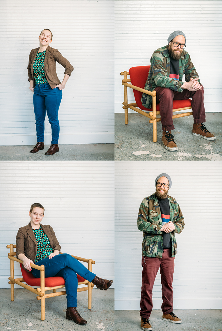 Editorial Portraits for SODO BIA