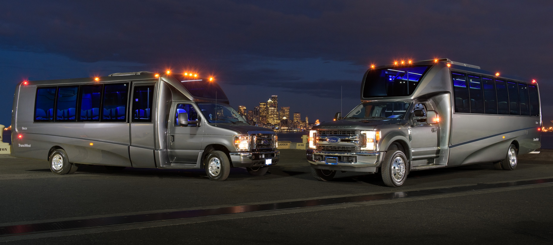 Seattle Commercial Vehicle Photography