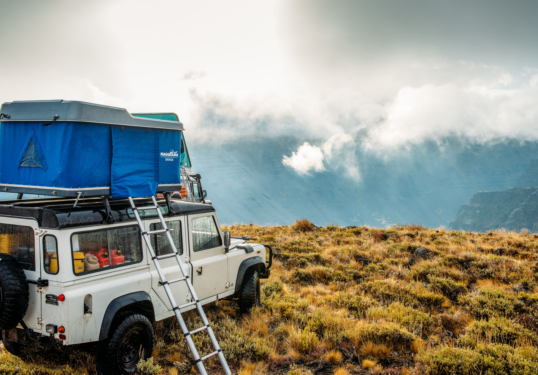 Outdoor Adventure Overlanding Photography