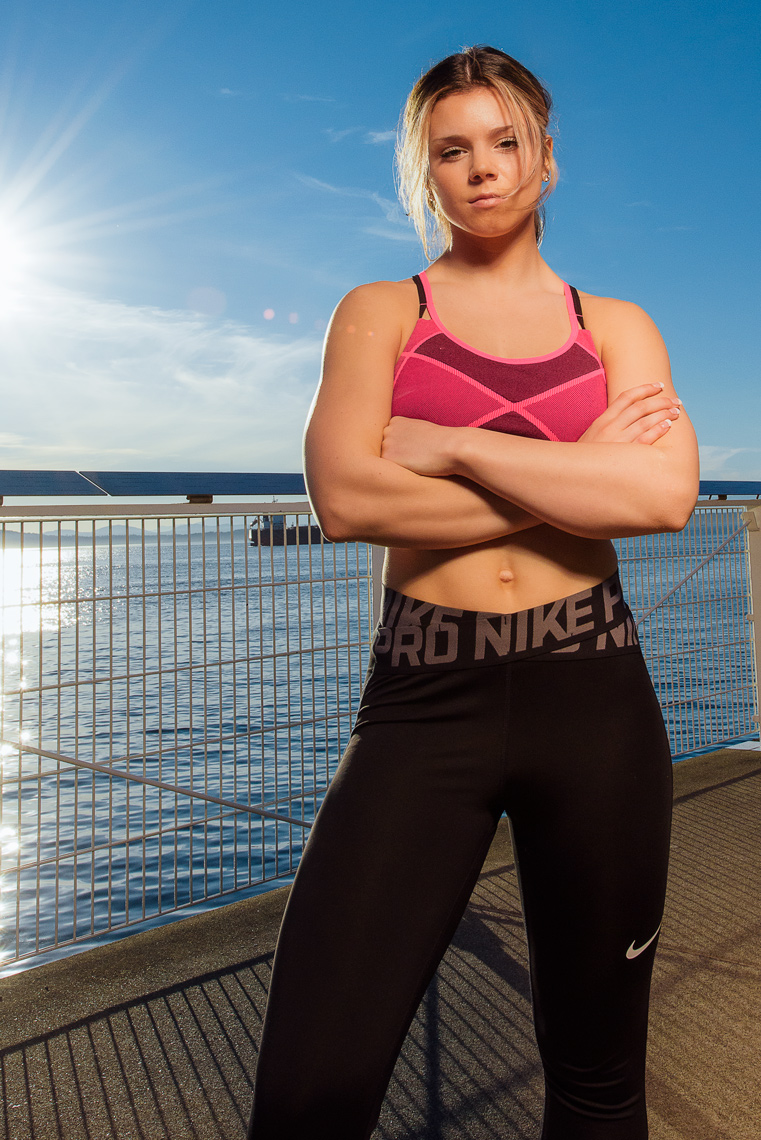 Seattle Fitness and Lifestyle Photography